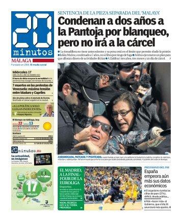 Edición impresa - 20Minutos