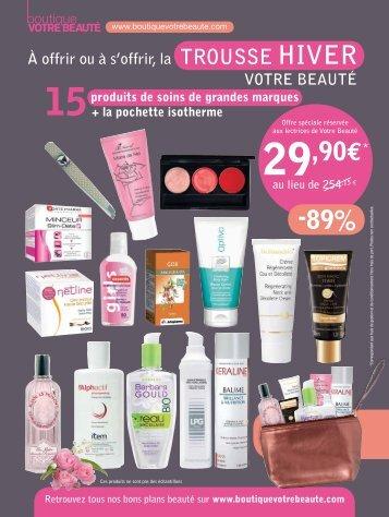 Voir la parution magazine - Boutique Marie Claire