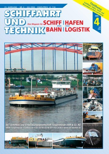 Piz Bever - Gausch Tankschifffahrt GmbH