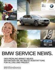 Download BMW Service  News, (PDF 7,76 MB