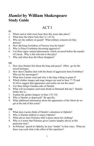 hamlet study guide answer ebook rh hamlet study guide answer ebook tempower us Hamlet Review Guide Aladdin Study Guide