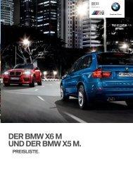 Serienausstattungen - BMW Deutschland
