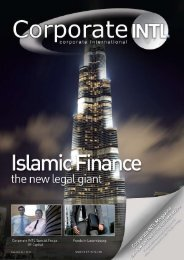 Islamic Finance - Cuatrecasas