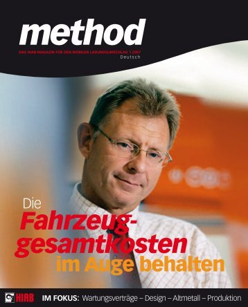 Fahrzeug- gesamtkosten - Hiab Deutschland