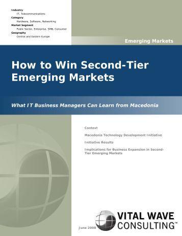 How to win emerging market harvard