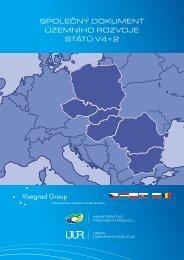 společný dokument územního rozvoje států v4+2 - Ústav územního ...