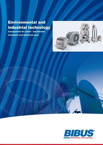 Environmental and industrial technology - Bibus