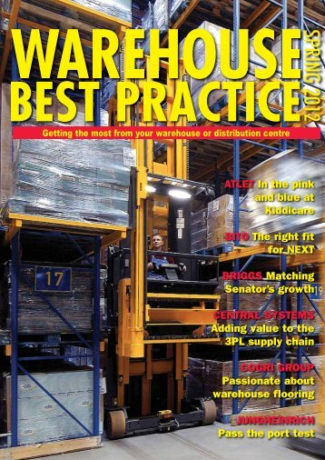 Warehouse Best Practice - United Kingdom Warehousing Association