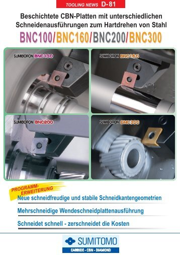BNC100/BNC160/BNC200/BNC300 - MAS Tools & Engineering