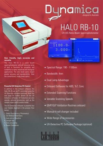 HALO RB-10