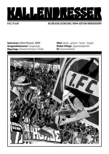 runterladen & lesen - Graffiti Magazine