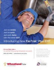 12-JMC-0319 Flyer-FasTrack-Plus - Wheatland Tube