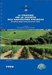 Le strategie per lo sviluppo dell'agricoltura biologica. - Sistema d ...
