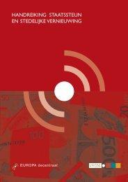 Handreiking staatssteun en stedelijke vernieuwing (pdf) - Europa ...