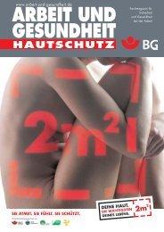 ARBEIT UND GESUNDHEIT - HAUTSCHUTZ