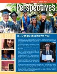 Perspectives Summer 2009 - Dutchess Community College