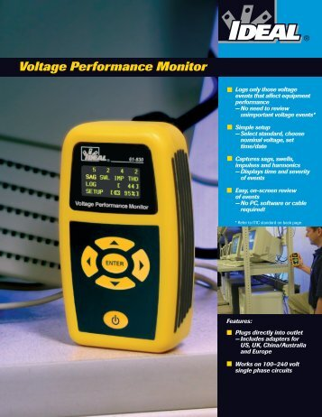 Voltage Performance Monitor