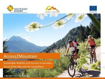 Günther Lichtblau - Access2Mountain