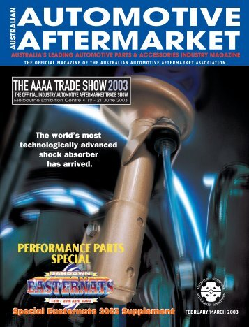 21 June - Australian Automotive Aftermarket Magazine
