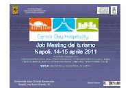 Evento 14/15 aprile - Istituto Universitario Suor Orsola Benincasa