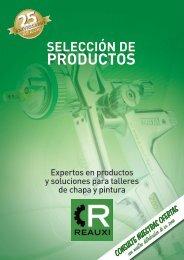 Revista de productos Reauxi 2012 - El Chapista