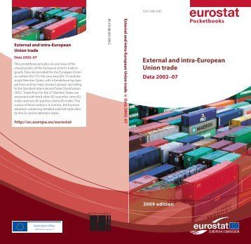 External and intra-European Union trade