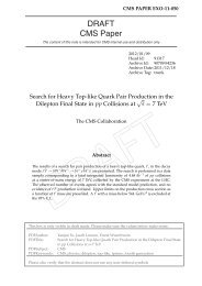 Search for Heavy Top-like Quark Pair Production in the Dilepton ...