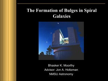 The Formation of Bulges in Spiral Galaxies