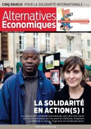 le Tiré à part 2010 - La Semaine de la solidarité internationale