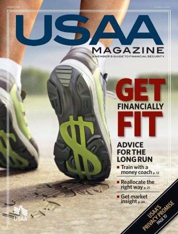 Summer 2009 USAA Magazine - USAA.com
