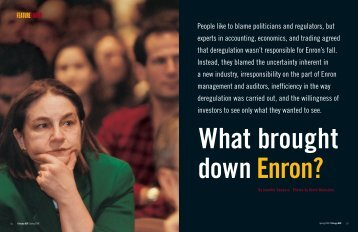 enron and world finance a Excel for finance start learning latest the biggest stock scams of all time the fifth leading accounting firm in the world at the time andersen, enron's.