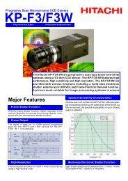KP-F3/F3W - Image Labs International