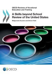 A Skills beyond School Review of the United States