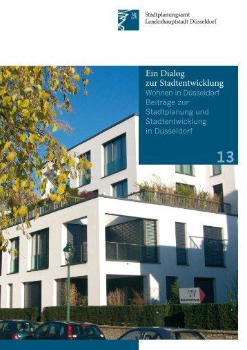 Ein Dialog zur Stadtentwicklung - Stadt Düsseldorf