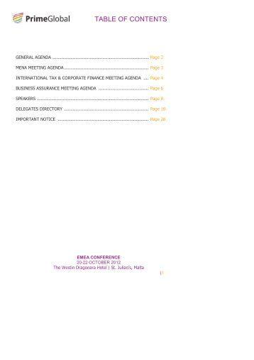 Brochure Malta VERSION FINALE AU 2 oct - PrimeGlobal