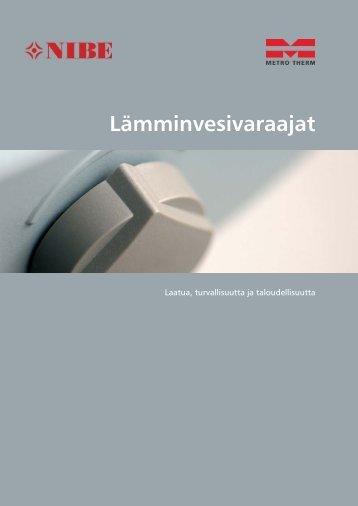Lämminvesivaraajat - Taloon.com
