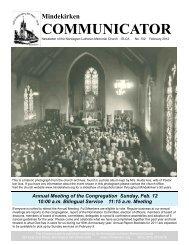2012 Feb Communicator for web.pub - Mindekirken
