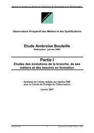 Etude sur les évolutions de la branche.pdf - électroménager et ...