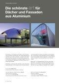 Kalzip® Oberflächen und Farben - Seite 2