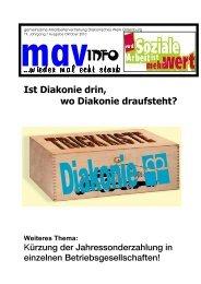 ...wieder mal echt stark - Diakonie im Oldenburger Land