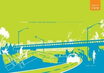 Street Design Manual - Palmerston North City Council