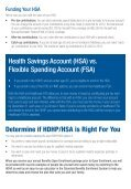 High Deductible Health Plan - Page 5