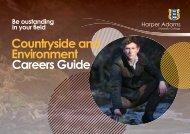 Countryside and Environment Careers Guide - Harper Adams ...