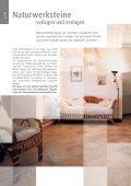 Naturwerksteine professionell verlegen und ...  - Fliesen-Discount24.de - Page 6