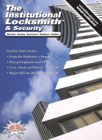 Download - The National Locksmith