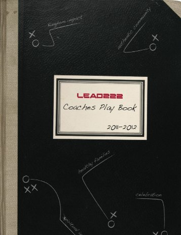 Coaches - Servant Leadership Experience