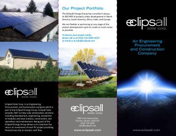 Our Project Portfolio - Eclipsall