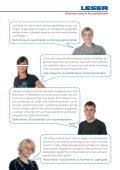 Gewerbliche Ausbildung bei LESER - Seite 7