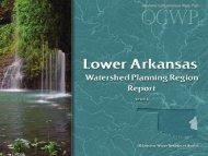Lower Arkansas - Water Resources Board - State of Oklahoma
