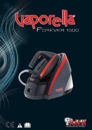 Vaporella Forever 1500 - Polti